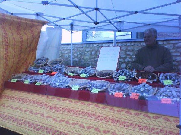 ~ Marché de Noël LH 2008 ~