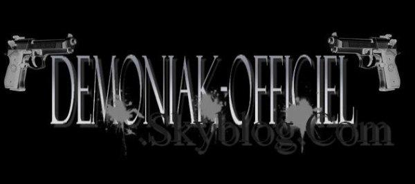 Démoniak-Officiel Presente :