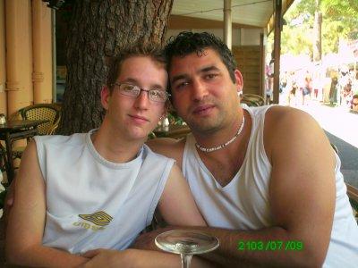 <3<3<3 nous en vacance a argeles Aout 2010 <3<3<3
