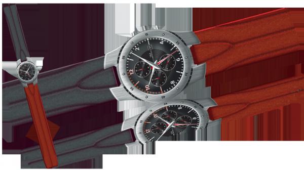 Concept de montre pour Infiniti