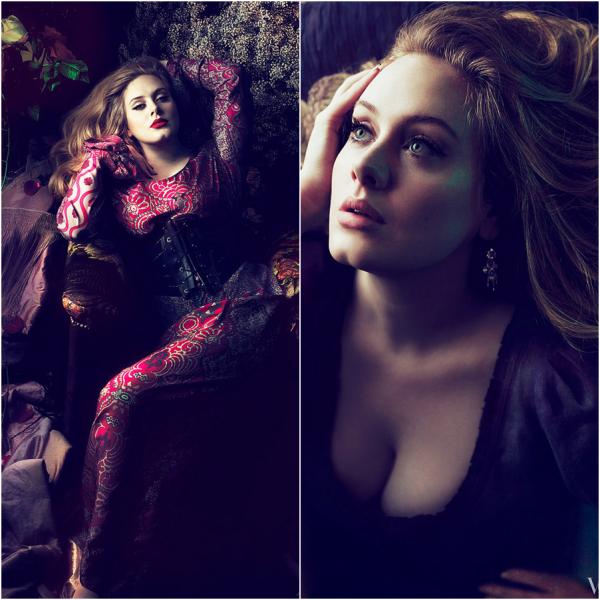 Un vrai coup de coeur pour ce magnifique shooting! Adele est sublime, les couleurs sont magnifiques, le décor est vraiment très beau,... tout est parfait ! Bref. J'adore!
