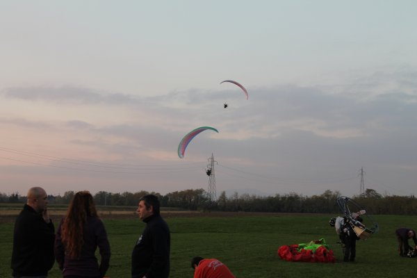 Paraglider pictures