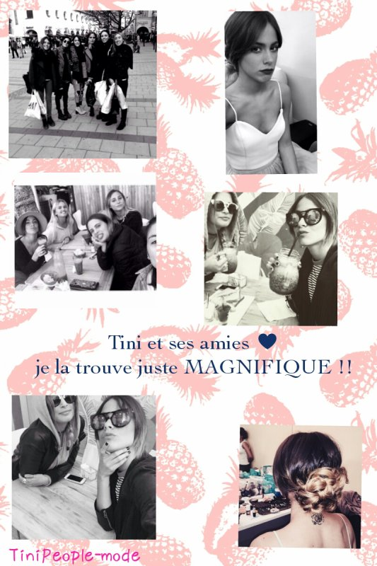News de tini la plus belle ♡♡