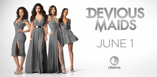Devious Maids saison 3 !