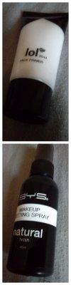 B-blog teste les produits teint de BYS.