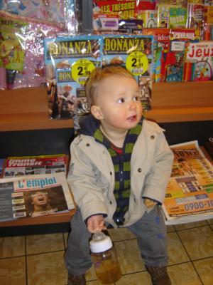 Jess 14 mois