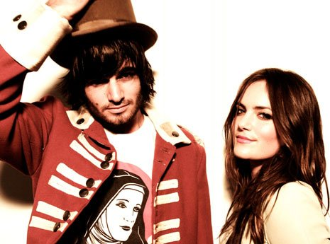 Down The Way / Draw Your Swords - Angus & Julia Stone  (2010)