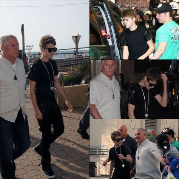 13/04/2011 : Justin En Israël