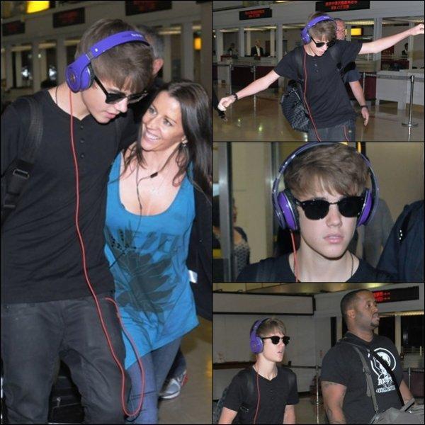 16/04/2011 : Justin arrive en Taiwan.