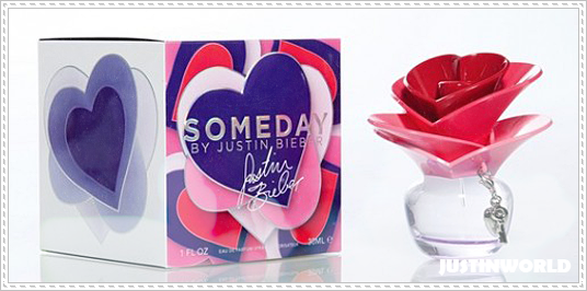 Parfum « someday »