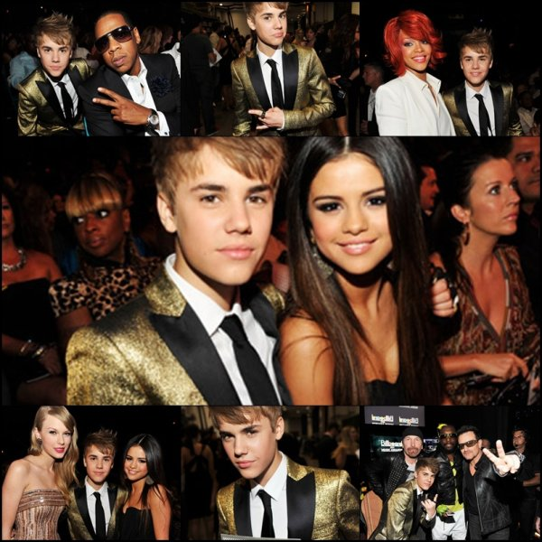 23/05/2011 : Cérémonie des Billboard Music Awards 2011