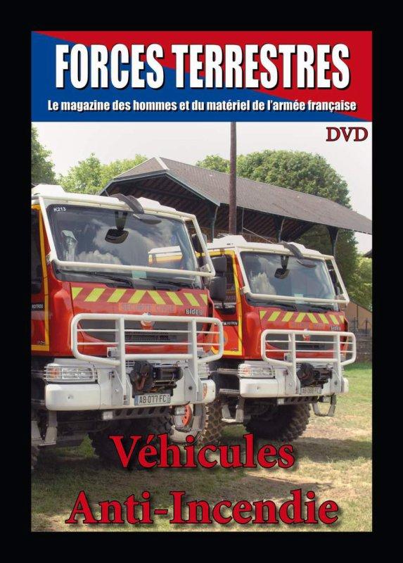 Premier DVD photos sur les véhicules de Sapeurs Pompiers militaires