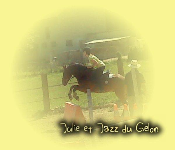 Cours avec Jazz du Gelon
