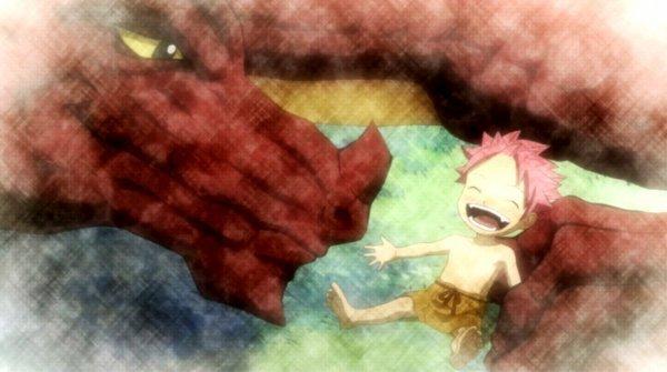 Les pouvoirs de Natsu!