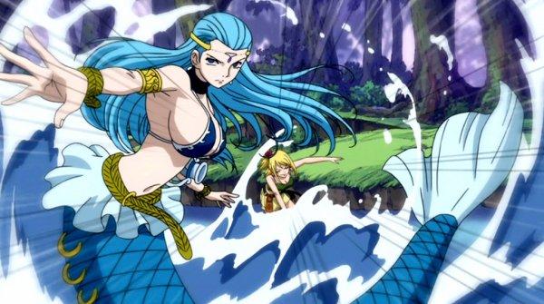 Les pouvoirs de Lucy!