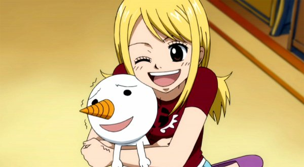 Les pouvoirs de Lucy (2)!