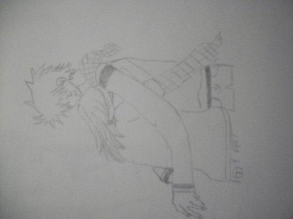 Mes dessins sur Fairy tail! <3