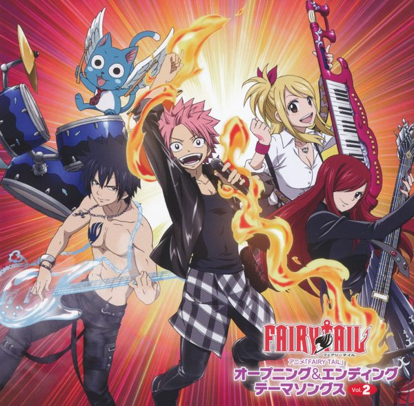 Photo's de Fairy tail! <3