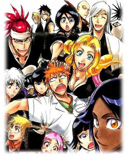 D'autres mangas!! <3