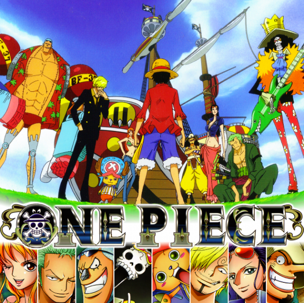 Pictures of One piece.!