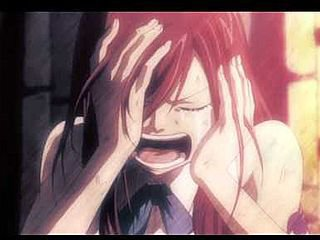 Moment triste... Fairy tail!