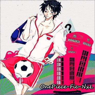 One piece Luffy ! <3