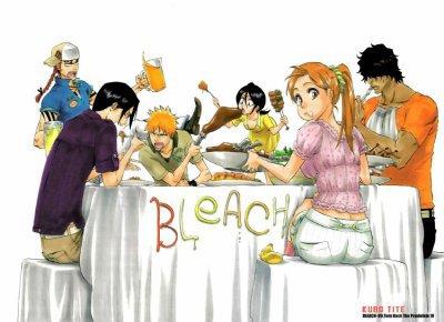 Bleach: encore un autre Manga que j'Aime! ^^