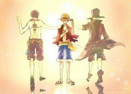 L'équipage du chapeau de paille! <3
