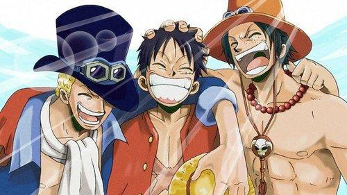 Les frères! Liés par le destin de Pirates! ^-^