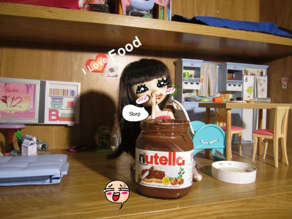 Photostory Nutella partie 2