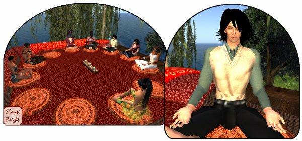 Méditation à huit