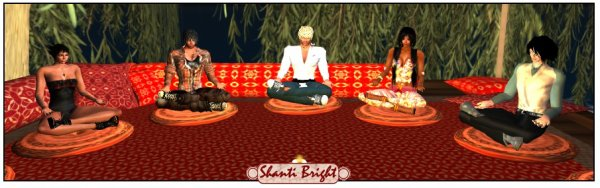 Méditation en nombre progressant