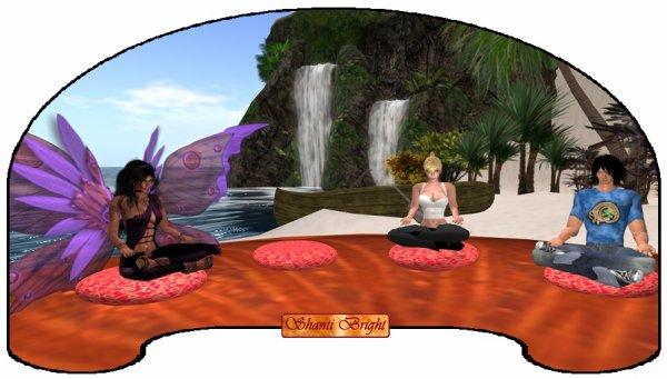 Méditation avec l'elfe Ashanti