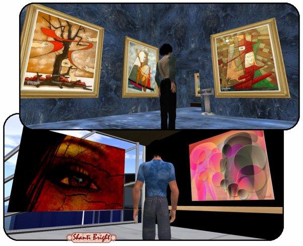 Visites d'expositions