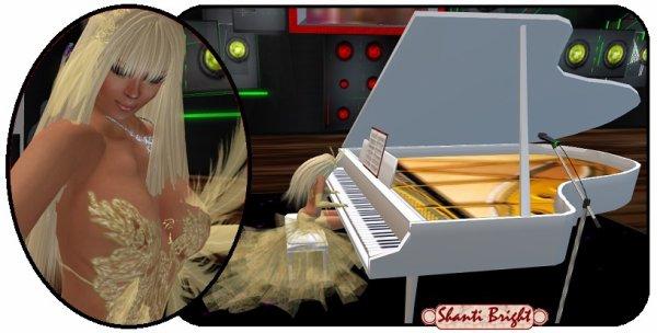Une pianiste talentueuse