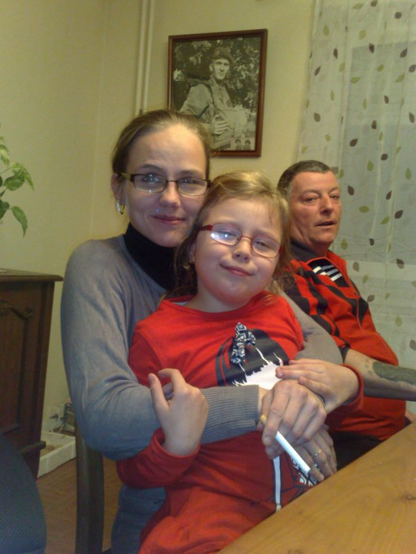trop belle ma fille et ma petite fille et le copain a sylvain