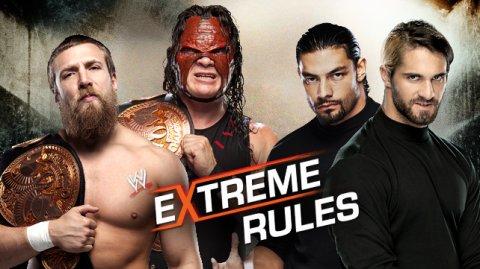 Extreme Rules 2013: La Carte