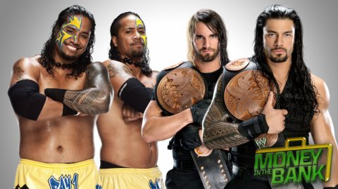WWE Money In The Bank 2013: La Carte