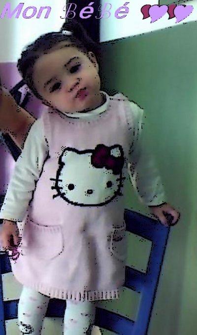 ~.  Mon Bébé L'AmOur De Ma Vie ♥