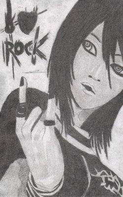 Fille Rock