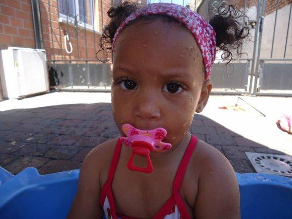 Ma princesse , mon rayon de soleil , ma fille Shana