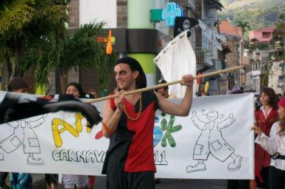 St Pierre nous a réouvert ses portes pour le Carnaval 2011.