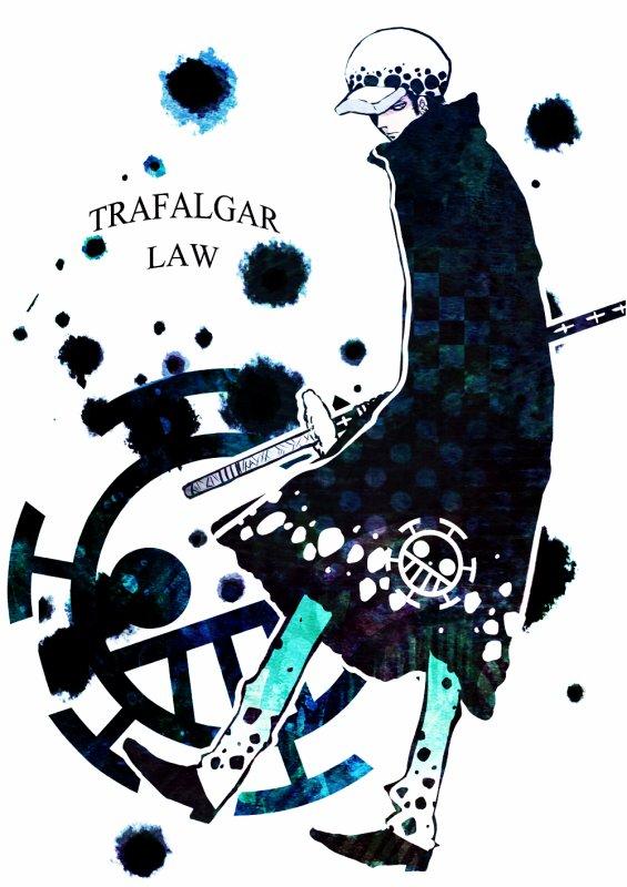 Trafalgar Law (Première Partie)