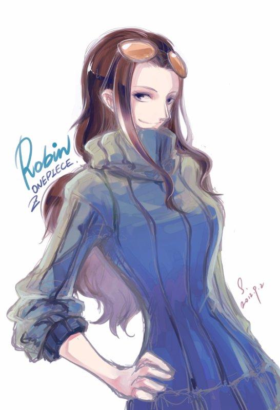 Nico Robin (Première Partie)