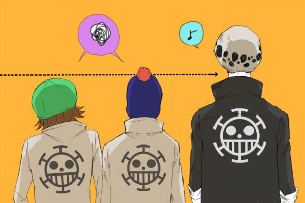 Heart Pirates (Deuxième Partie)