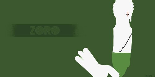 Roronoa Zoro (Première Partie)