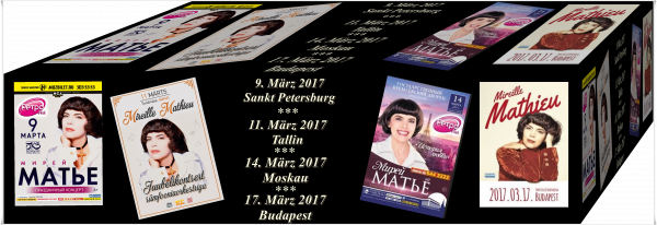 "Mireille Mathieu          ""Aktuelle"" &    ""Memories  2012"" mit Artikeln, Video und Radio-Interview"
