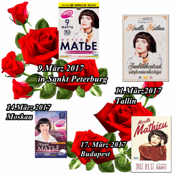 "Mireille Mathieu                       ""Memories 1966 & 1987"""