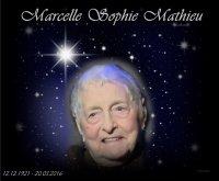 20. März 2016    Marcelle Sophie Mathieu   - Vor einem Jahr