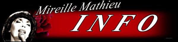 Die Mireille Mathieu Infostelle Deutschland  ..... VOTING FÜR MIREILLE / VOTE POUR MIREILLE - TV RUSSE / RUSSISCHES TV
